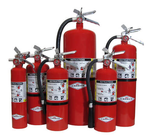 Torrance Fire Extinguisher Repair