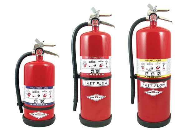High Performance Dry Chemical Extinguisher